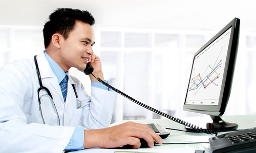 consulta medica telefonica