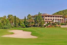 spanish golf courses on costa del sol